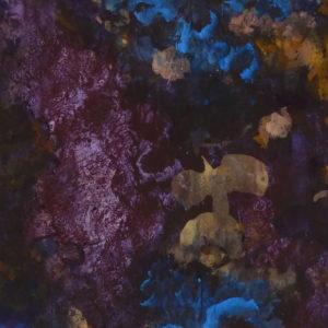 L'envol des Cardamomes (66,5x24cm)
