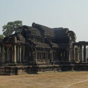 Angkor Vat (bibliothèque Nord)