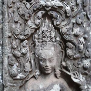 Apsara (temple du Bayon)