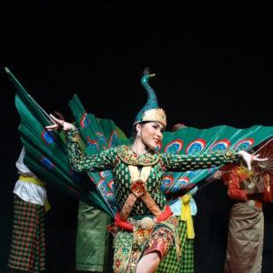 Danse cambodgienne
