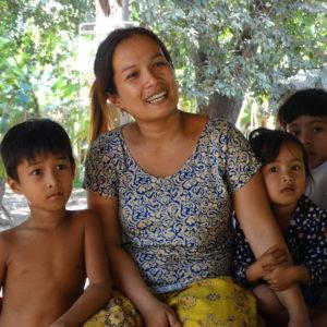 Les tisserandes de Kompong Cham