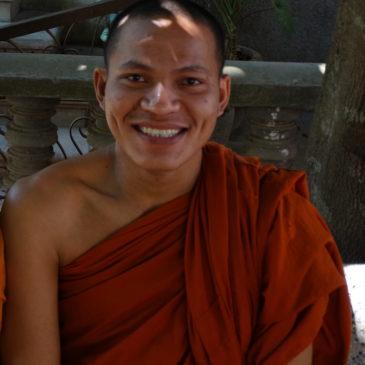 Premières perceptions du bouddhisme au Cambodge