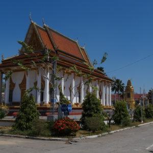 Monastère à Battambang