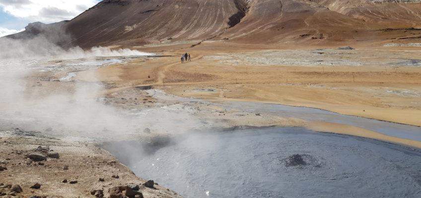 Islande été 2020 -2- NE Mytvan -Namafjall Hverir