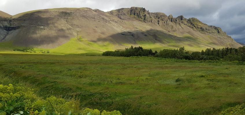 Entre Reykjavik et Hvaljvfjordur