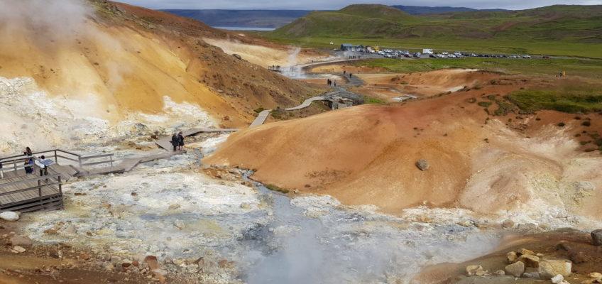 Islande été 2020 -3-Seltun - Krysuvik