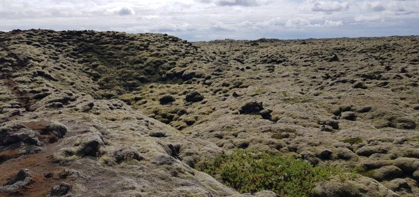 Laki lava flows