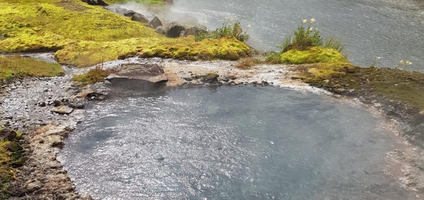 Islande été 2020 Hvammusvegur (près de Fludir)
