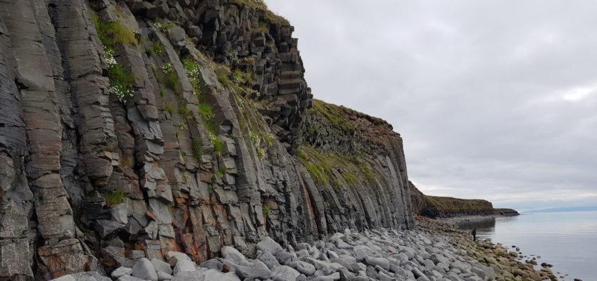 Islande été 2020 (2) Kalfshamarsvik (sud du phare)