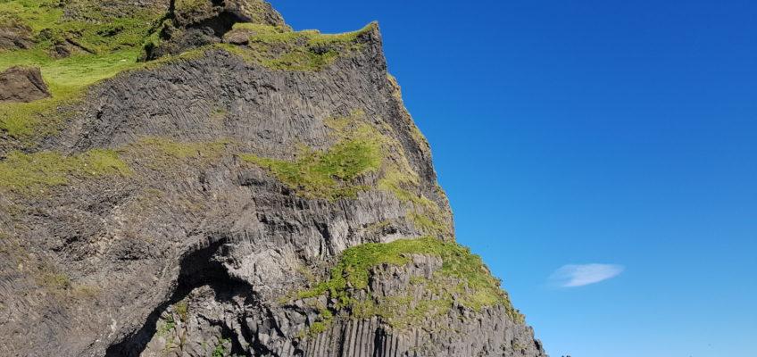 Kalfshamarsvik (sud du phare)