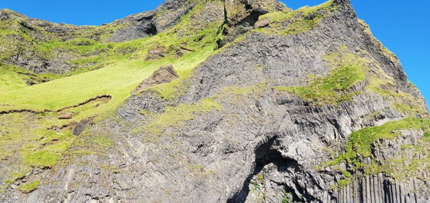 Islande été 2020 (3) Reynisfjara - Orgues basaltiques